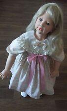"1992 Alexander Doll Company Inc. American Collectible 27"" Doll H. Gunzel #130"