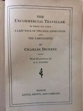 The Works of Charles Dickens The Uncommercial Traveller & Other Stories