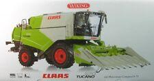 Claas Tucano 570 Mähdrescher (combine) mit Maisvorsatz Conspeed 8-75