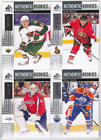11-12 SPGU Carson McMillan /699 Rookie RC SP Game Used