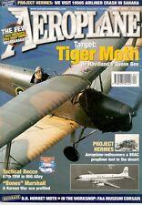 AEROPLANE 4/02 KOREAN WAR USAF TAC RECCE / DH HORNET MOTH / BOAC CRASH SAHARA @
