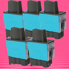 5P LC41C INK CARTRIDGE FOR BROTHER MFC 3240C 5440CN