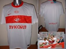 Spartak Moscow Nike Russia XL Shirt Jersey Football Soccer BNWT Trikot Mockba