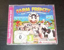 CD Spiel Fram Frenzy - Win 200 / XP / Vista