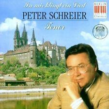 Peter Schreier In Mir Klingt Ein Lied  Leitung: Robert Hanell