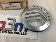 Mercury Milan Sable Front Flying M Chrome Grille EMBLEM OEM 8T5Z-8213-A new