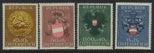 Austria B264-7 MNH Coat of Arms, Horse