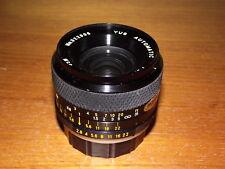 Yashica YUS 28mm f2.8 Lens