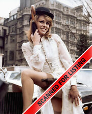 Sexy Joanna Lumley as Purdy The New avengers TV show 8X10 PHOTO #7721
