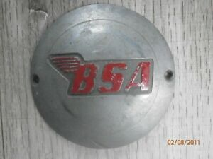BSA Motorbike Original Sign
