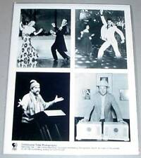 Fred ASTAIRE Ginger ROGERS Leo BUSCAGLIA - PBS TV Photo