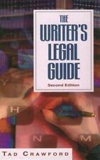 The Writer's Legal Guide (2nd ed)-ExLibrary