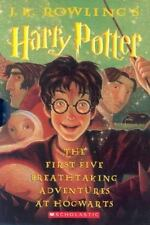 Harry Potter 1-5 The First Five Breathtaking Adventures At Hogwarts Collection