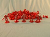 RISK 2210 AD (2001) - 85 RED ARMY Game Pieces