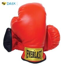 Everlast Youth Boxing Gloves Red/Small Durable Soft Padded Youth Boxing Gloves