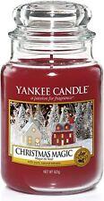 Yankee Candle Classic Large Jar Christmas Magic 623g