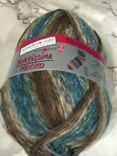 """Sockenwolle Paket """"Sockina color - Mexiko Country""""- 4fädig; (62,50€/kg)"""