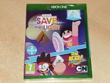 Steven Universum retten Lichte & OK K.O spielen wir Heroes XBOX ONE NEU & VERSIEGELT