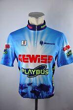 Biemme ciertamente playbus bike Cycling Jersey maglia rueda camiseta talla XL 5 BW 52cm c-04