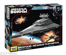 Star Wars Imperial Star Destroyer model kit Zvezda 9057 NEW