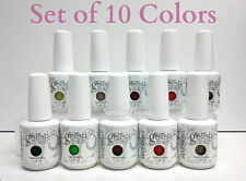 Harmony Gelish Soak-Off - SET OF ANY 10 COLORS x 0.5oz
