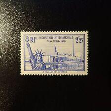 EXPOSITION INTERNATIONALE DE NEW YORK DE 1939 N°426 NEUF ** LUXE MNH COTE 20€