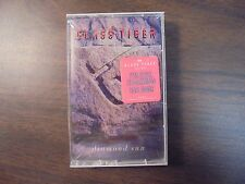 "NEW SEALED ""Glass Tiger"" Diamond sun  Cassette  Tape   (G)"