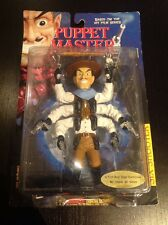 Puppet Master Full Moon Toys Six Shooter Rare 666/5000 Figure