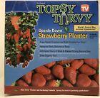 1 New Topsy Turvy Upside Down Strawberry Planter Gardening