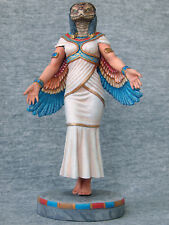 Egyptian goddess Wadjet 90 mm. Elite tin soldiers St. Petersburg