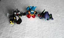 GASHAPON DANCOUGAR EVANGELION GETTER 2 MINI FIGURES LOOK PHOTO