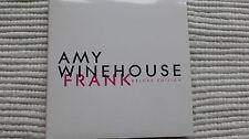 Amy Winehouse Frank Deluxe Edition (Very Rare/Near Mint) 2CD Promo Gatefold Digi