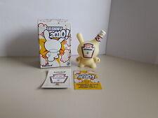 Kidrobot Dunny Series 2010 Mayonnaise Sket One (Golden Ticket)