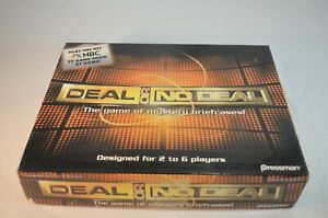Deal Or No Deal Game Replacement Pieces Pick The Pieces You Need