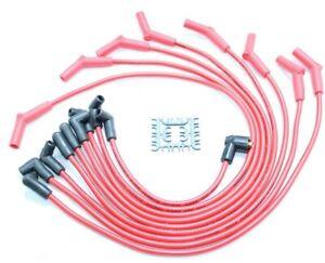 MAXX 540R Spark Plug Wires Small Block Ford Mercury 221 260 289 302 351W V8 HEI