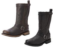 Harley-Davidson Zip Biker Boots Shoes for Men