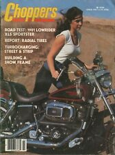 1981 March Choppers - Vintage Motorcycle Magazine