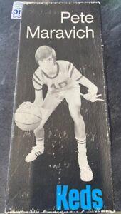 1970s Pistol Pete Maravich Keds Basketball Shoe Box