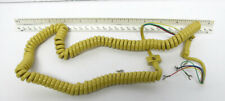 New Telephone Handset Cord - 9' Harvest Gold Contempra 5-Conductor