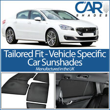 Peugeot 508 4 door 2011 On CAR WINDOW SUN SHADE BABY SEAT CHILD BOOSTER BLIND UV