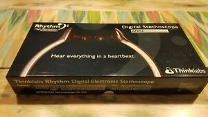 Thinklabs Rhythm ds32a+ LE Digital/Electronic Stethoscopes - Tested Works