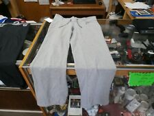 Nike Dri-Fit Women's Sweats Size Small Gray #21314