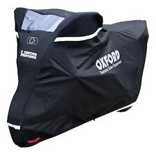 Oxford Stormex Motorcycle Cover Large CV332 ***FREE UK POSTAGE***