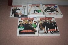 Chuck: The Complete Seasons 1, 2, 3, 4, & 5 DVD *Brand New Sealed*
