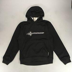 Ripcurl Balder Hoodie Hooded Sweatshirt, New, Black S
