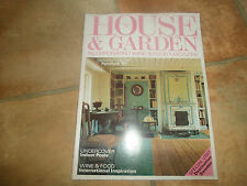 February House & Garden Home Magazines
