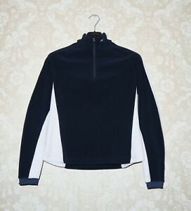 KJUS Womens Half Zip Fleece Jacket Size 38/M