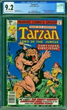 TARZAN 1 CGC 9.2 Roy Thomas John Buscema 1977