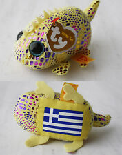 VERY RARE TY TEENY TYS SERIES 2 CHASER XX 20 GREECE GREEK EXCLUSIVE NEW !