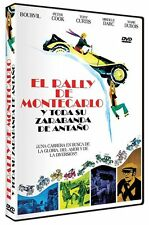 * Monte Carlo or Bust 1969 DVD R2 Tony Curtis BOURVIL Peter Cook Mireille Darc